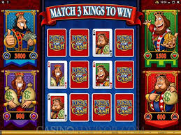 Kings of Cash Online Tragamonedas